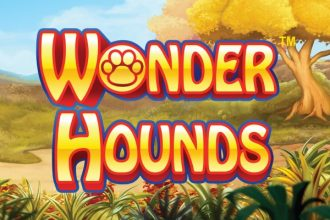 Wonder Hounds Slot Logo