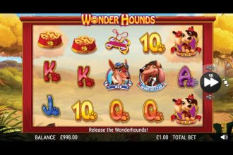 Wonder Hounds Slot Machine Online