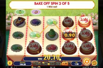 Bakers Treat Slot Free Spins