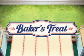 Bakers Treat Slot Logo