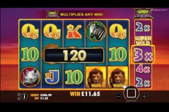 Hot Safari Slot Free Spins