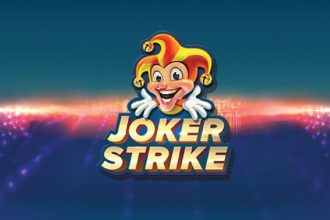 Joker Strike Slot Logo