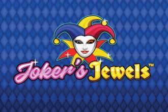 Jokers Jewels Slot Logo