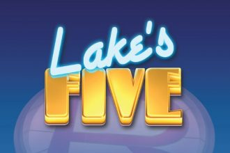 Lakes Five Slot Logo