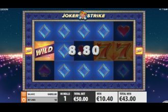 Quickspin Joker Strike Slot Feature
