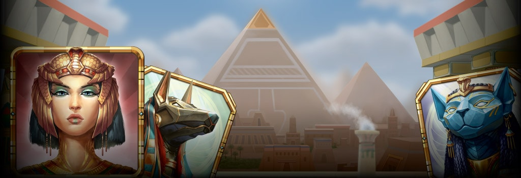 Legacy Of Egypt Background Image