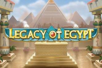 Legacy of Egypt Slot Logo