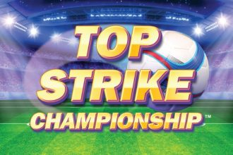 Top Strike Championship Slot Logo