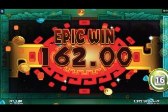 Amazing Aztecs Slot Epic Win