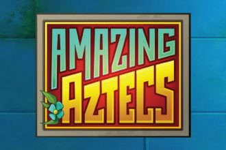 Amazing Aztecs Slot Logo