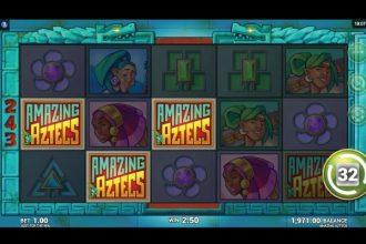 Amazing Aztecs Online Slot Machine