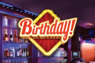 Birthday Slot Logo