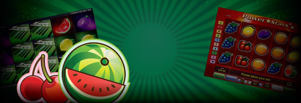 Fruit Slots Background