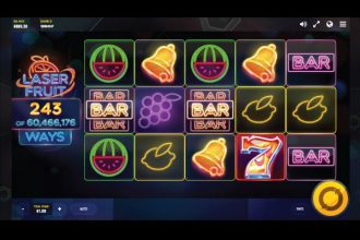 Laser Fruit Slot Machine Online