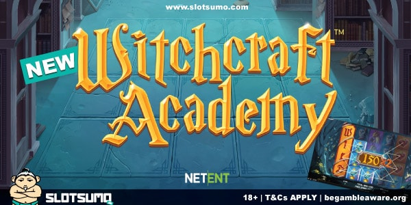 Witchcraft Academy New Slot Release