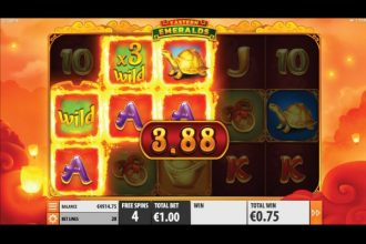 Eastern Emeralds Slot Free Spin Games