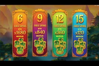 Eastern Emeralds Slot Free Spins