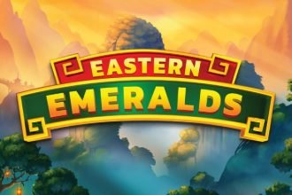 Eastern Emeralds Slot Logo