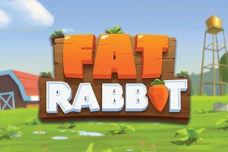 Fat Rabbit Slot Logo