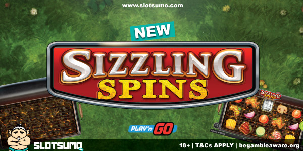 Sizzling Spins New Slot Release