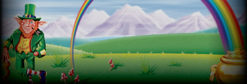 Rainbow Riches Background Image