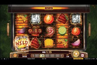 Sizzling Spins Slot Machine Game
