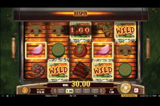 Sizzling Spins Slot Wild Respins