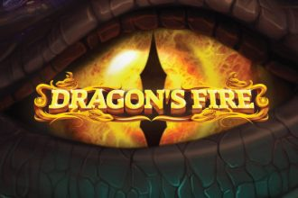 Dragons Fire Slot Logo