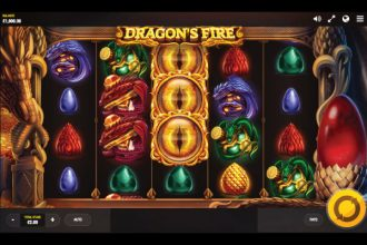 Dragons Fire Slot Machine Online
