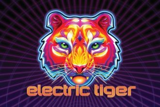 Electric Tiger Slot Logo