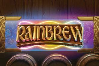 Rainbrew Slot Logo