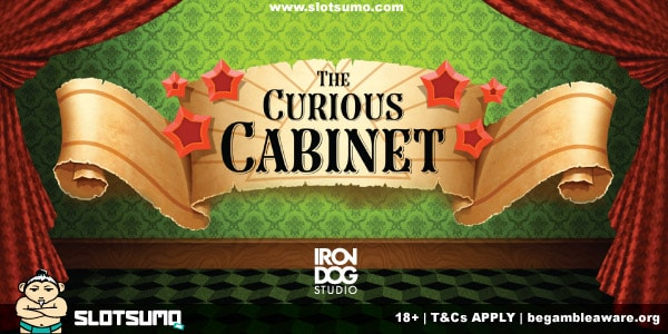 The Curious Cabinet New Slot Release