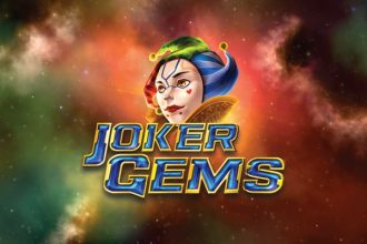 Joker Gems Slot Logo