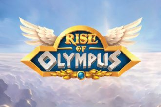 Rise of Olympus Slot Logo