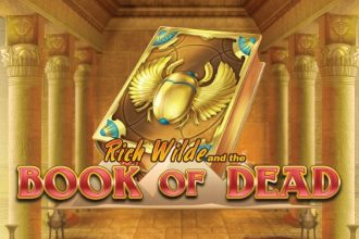 Book of Dead Slot Review Logo