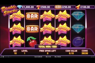 Double Stacks Slot Free Spins With Stacked Wilds