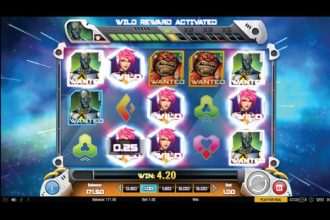Play'n GO Iron Girl Slot Re-spins Win