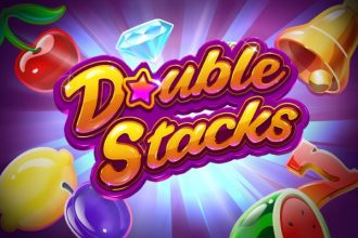 NetEnt Double Stacks Slot Logo