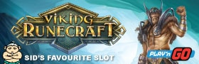 Sid's Favourite Viking Runecraft Slot