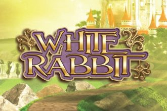 White Rabbit Slot Logo