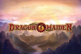 Dragon Maiden Slot Logo