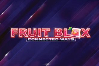 Fruit Blox Slot Logo