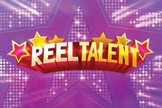Reel Talent Slot Logo
