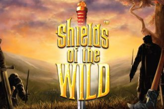 Shields of the Wild Slot Logo