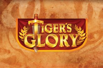 Tigers Glory Slot Logo