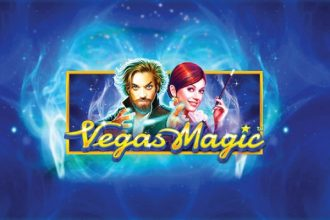 Vegas Magic Slot Logo