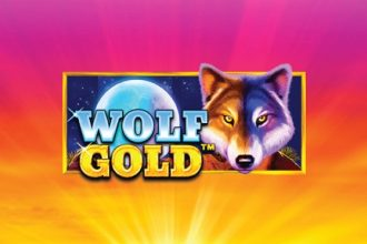 Wolf Gold Slot Logo