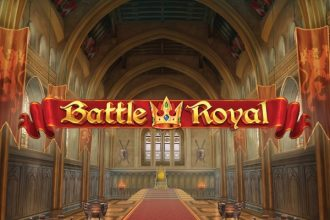 Battle Royal Slot Logo
