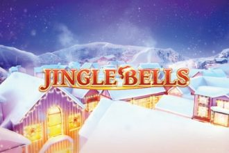 Jingle Bells Slot Logo