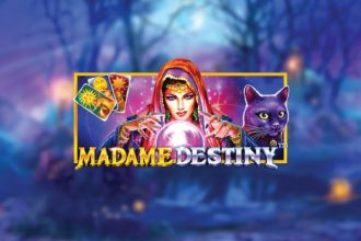 Madame Destiny Slot Logo